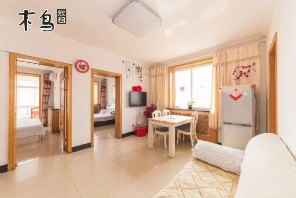 北戴河海韵假日两室一厅公寓