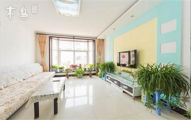 北戴河刘庄悦来客栈精装三室公寓