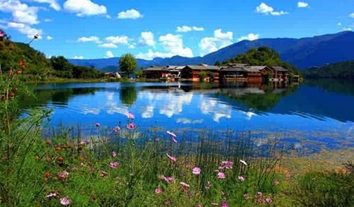 最美泸沽湖热门住宿推荐