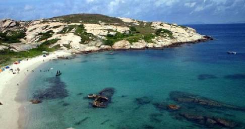广东海边旅游景点推荐之十:珠海海岛游 这里的海岛天然秀美,海鲜更是