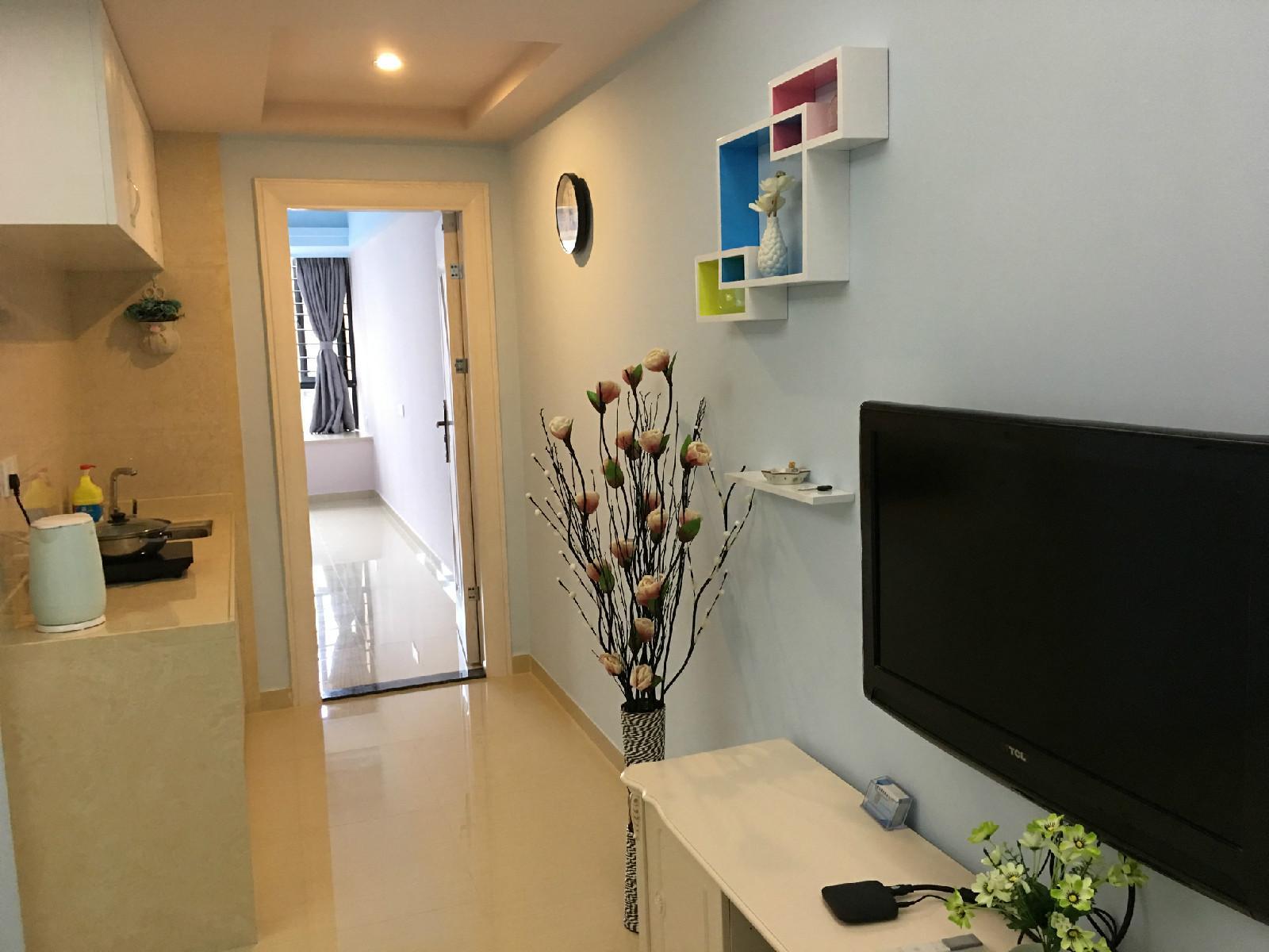 汕头短租公寓 碧海蓝天海悦公寓  房东房源 房客评价(0条) 青澳湾 北