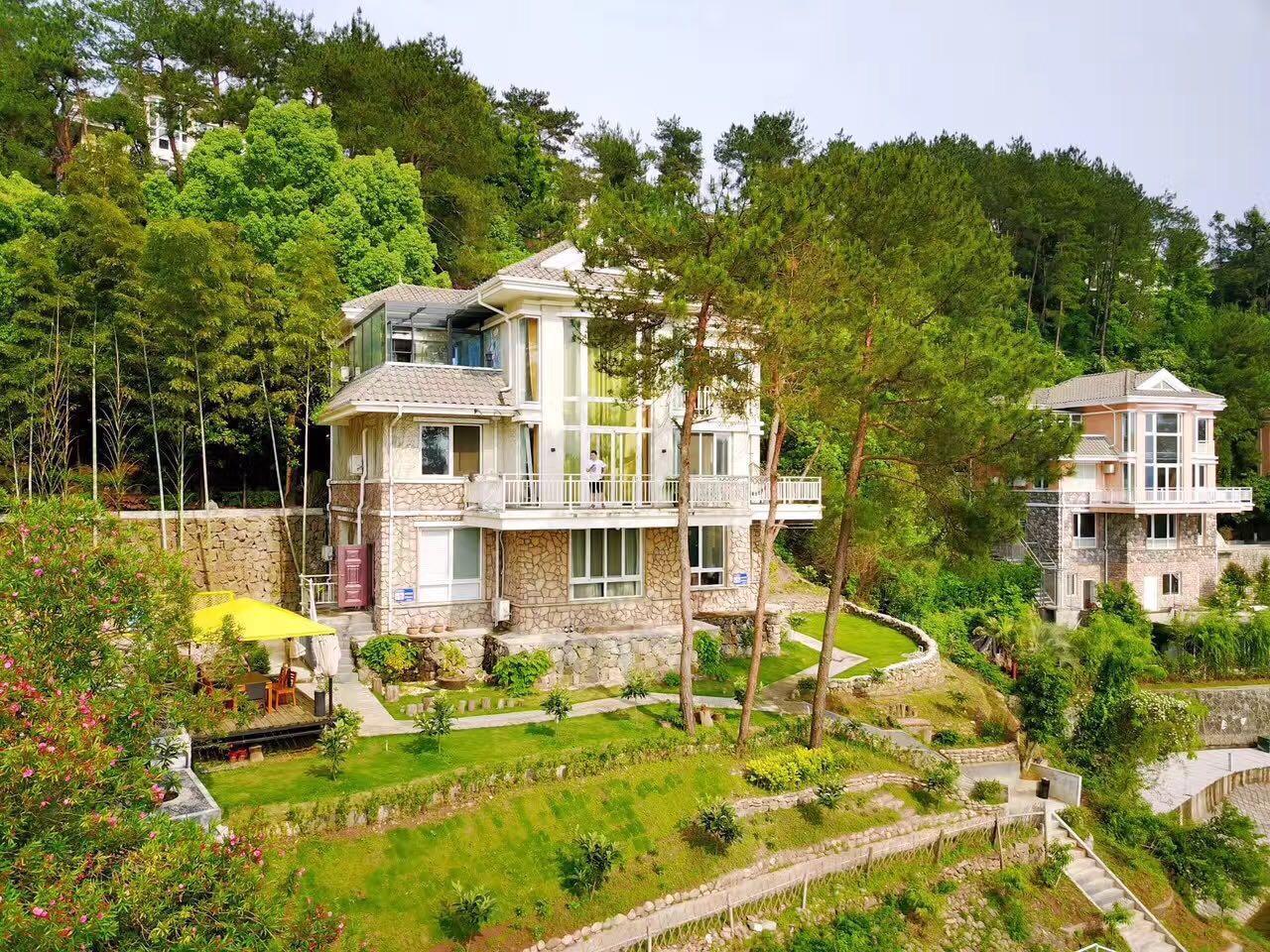 千岛湖畔 开元度假村 度假别墅