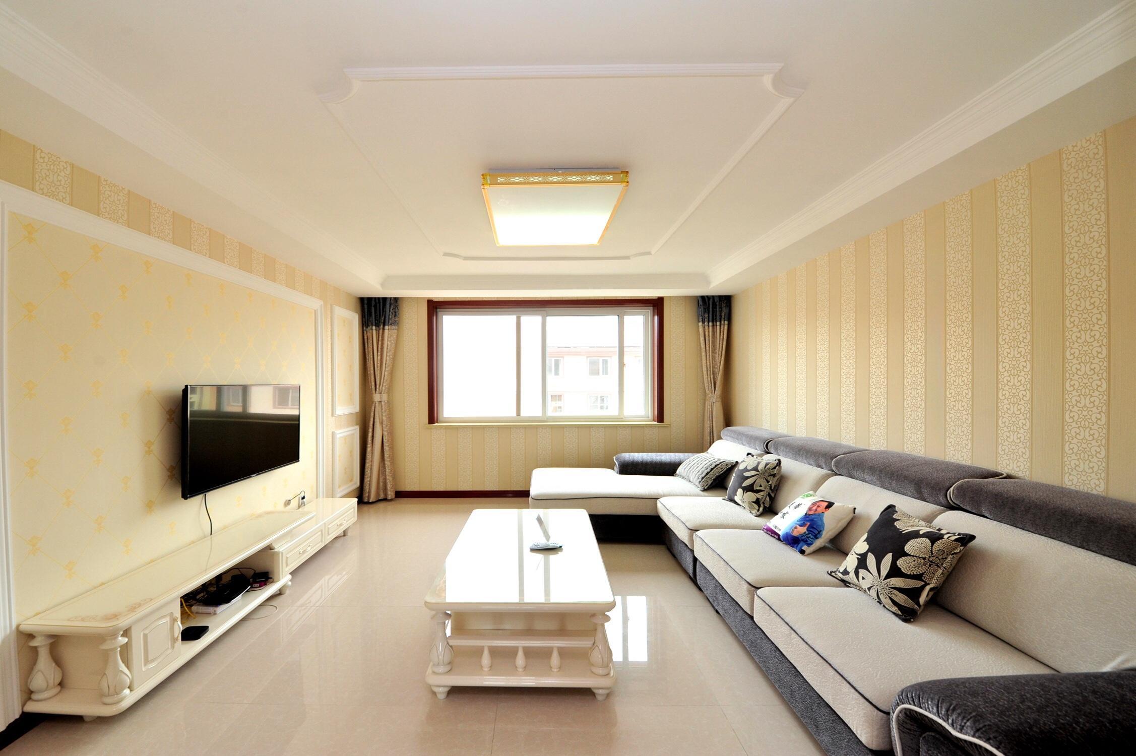 北戴河赤土山新村爱之家两室两厅公寓