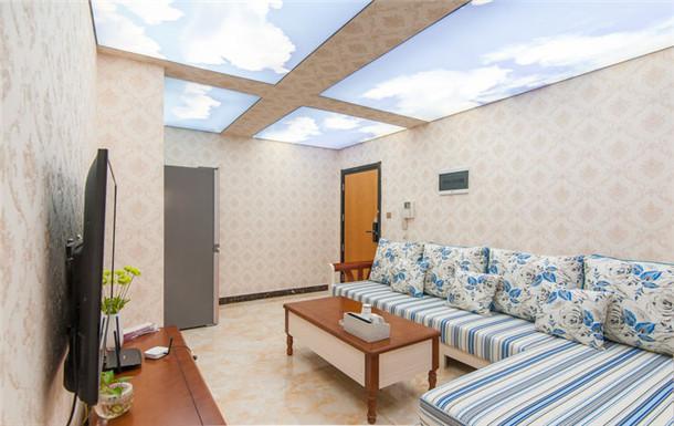 豪装看海河全景及天津之眼两室套房  3310