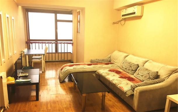 正式一室一厅看海河 靠意大利风情区 3435