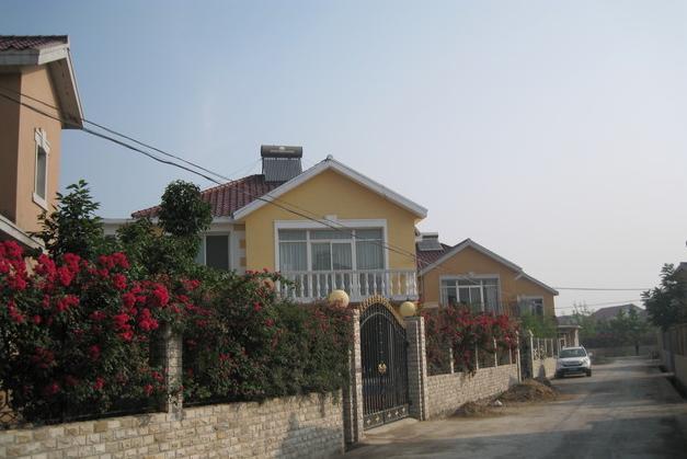 旅顺北路辛寨子附近带独院楼台的别墅短租