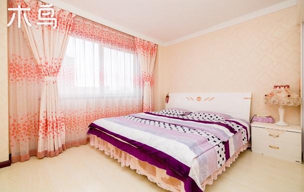 八一里 溫馨浪漫小屋 大床房