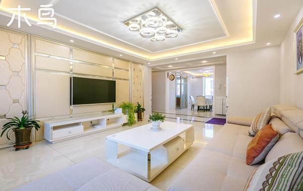 鴿子窩附近現代簡約三室兩廳可做飯