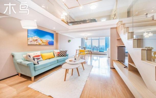 西溪濕地 阿里巴巴 海創園 小資Loft公寓 復式兩房