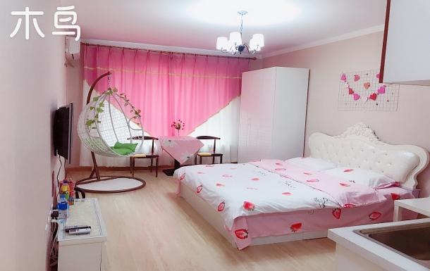 浪漫情侶房1(黑大,理工,林大師大附近精裝公寓)