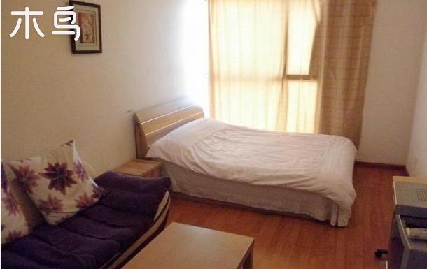火車站北站 北京路上大床房