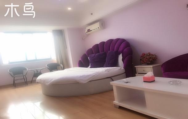 樓下就是萬達廣場 浪漫圓床、電動圓床