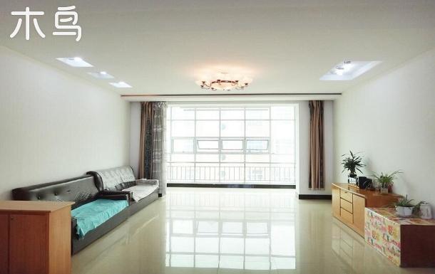 近海南戴河160平米4室2廳2衛4空調15人床位光纖網能做飯