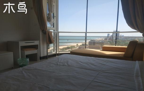 觀海高層海景房,可以做飯24小時熱水
