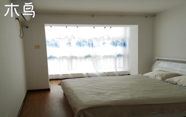 南戴河圣水樂園兩室整租大雙人床+榻榻米