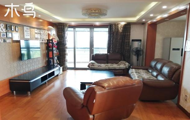 湘湖景區電梯精裝多房間160平方大公寓