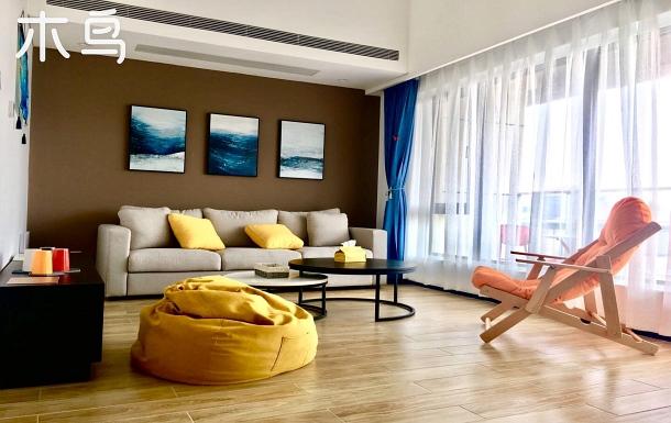 臨海兩居室高檔度假房