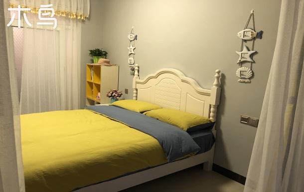 【舒適】溫馨兩居室/近萬達商圈/近銀灘/自家房商品質量保證