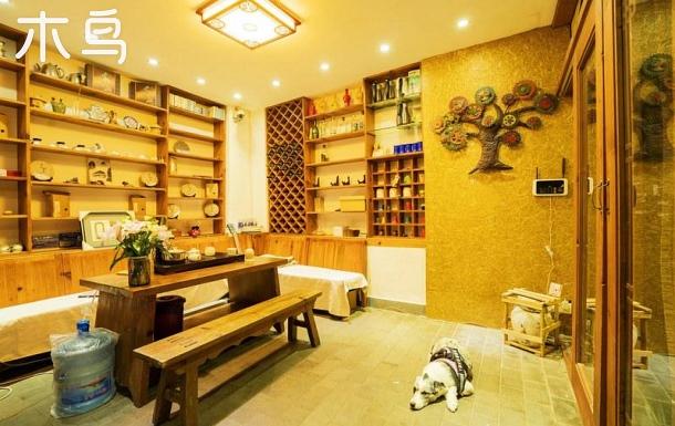 大研古城中心納西小院4房整租有廚房