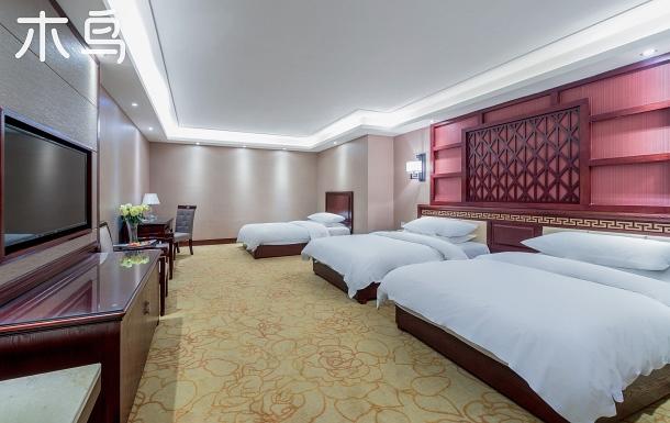 維也納智好酒店(昆明彩云北路新亞洲店)高級三人房