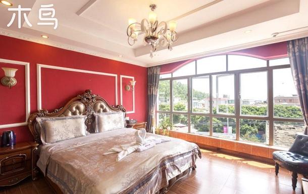 深圳海岸之星海景豪華大床房