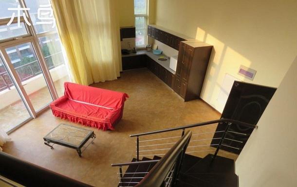 北戴河公寓民宿-海巢復式4人度假公寓