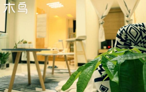 低價長租/云大、翠湖旁溫馨混搭帶投影公寓