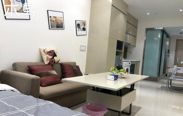 「海倫中心」精致民宿,簡單,舒適一居室