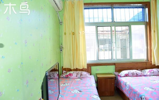 劉莊臨海溫馨家庭房(提供免費玩沙玩具)