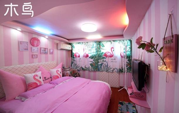 客家人主題客棧·205溫馨浪漫大床