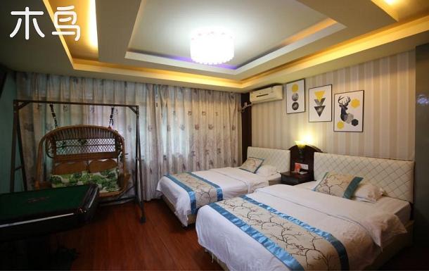 古城核心4室整租可住8-9人房源多多可來電咨詢