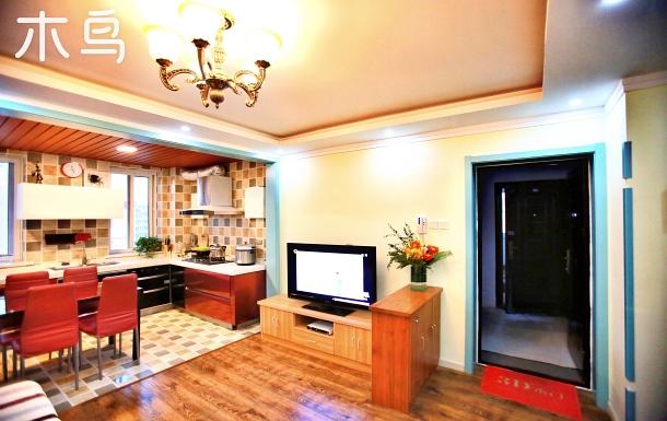 北戴河海濱花園歐式家庭公寓