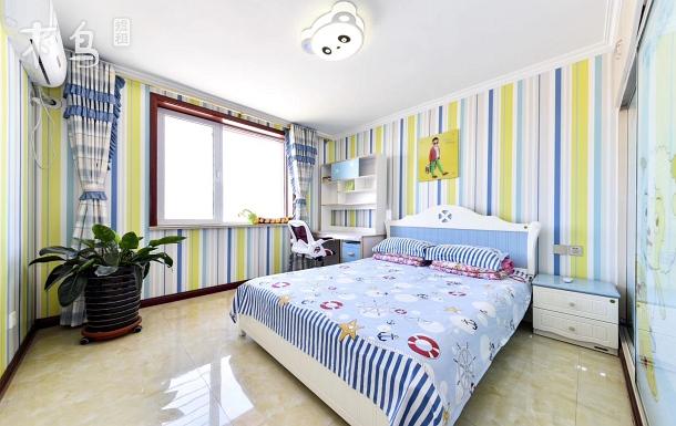 公寓 緊鄰海濱浴場 整租溫馨3室2廳 帶陽臺
