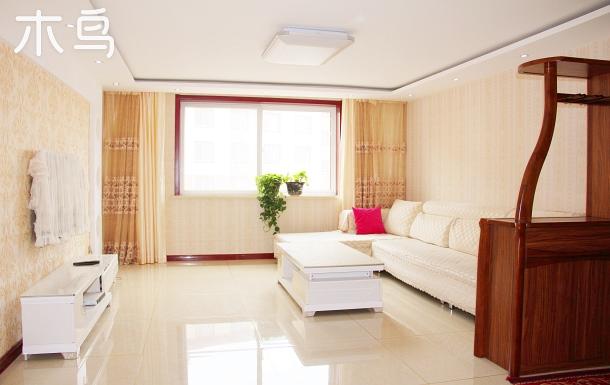 北戴河 濱海家庭整租三室一廳