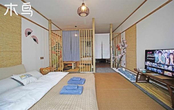 《夏至》近西浴場 日式榻榻米雙床