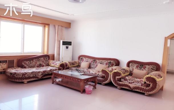 近海鴿子窩(奧運公園)140平米精裝三室兩廳