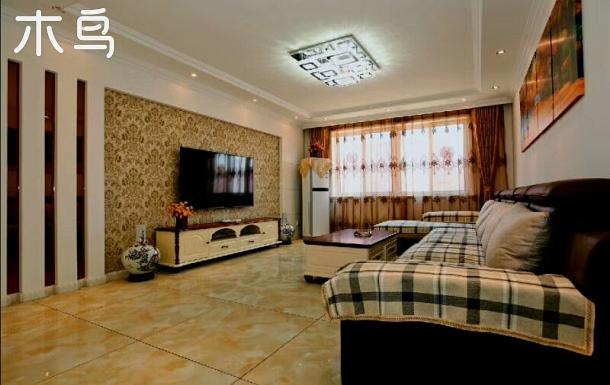 北戴河海濱中心3室2廳溫馨公寓