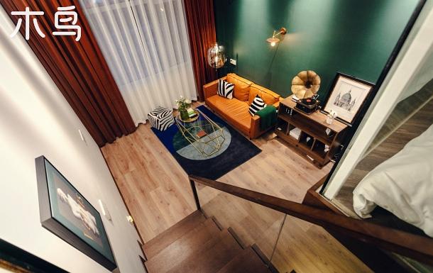 【悦·漫巷】loft美式·摩登往事