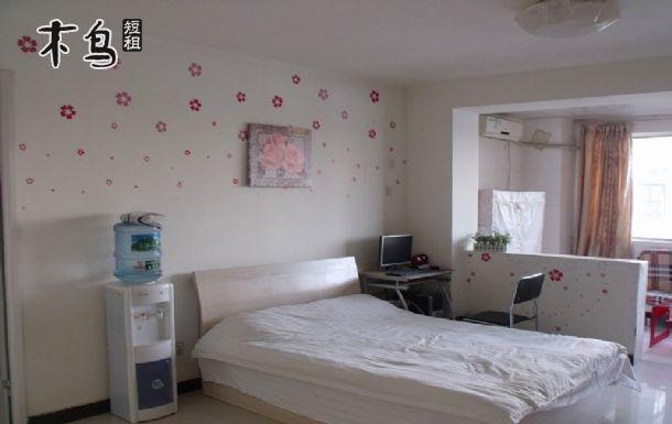 石家庄空中花园附近的家庭公寓单间图片1