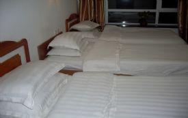 长白山盛世宾馆温馨整洁的...
