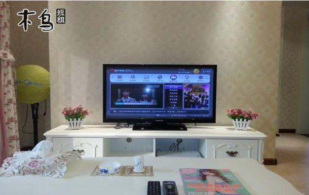 重庆南坪cdb附近奢华欧式两室两厅温馨套房可配机麻