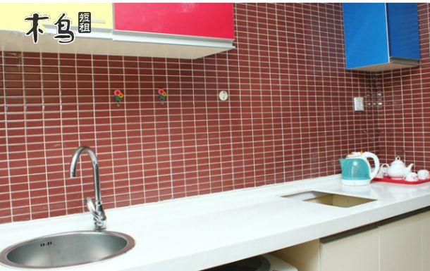 沈阳格林自由城泡泡短租公寓红色经典