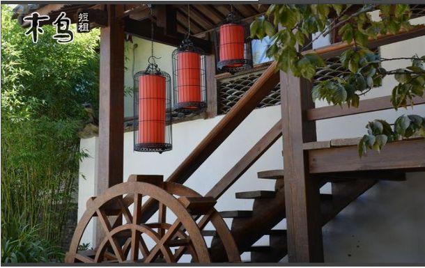 棉棒手工制作房子