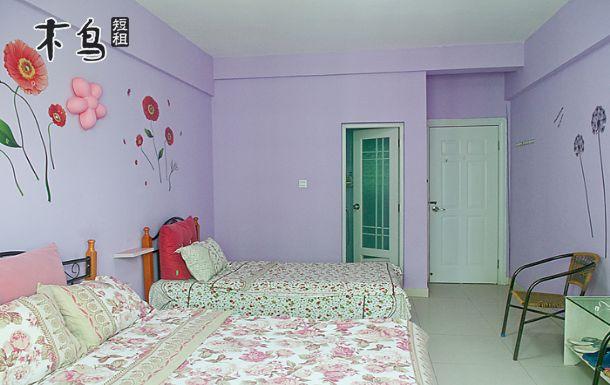 联系房东 房源类型: 旅馆/宾馆 户型: 一室 出租类型: 整租 床型