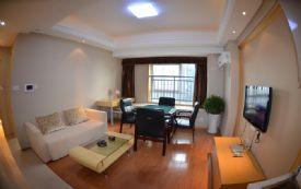 杭州滨桥湾公寓--江景套房