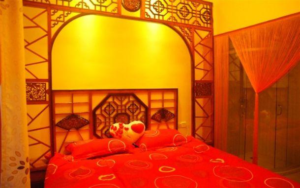 101中式情侣大床房