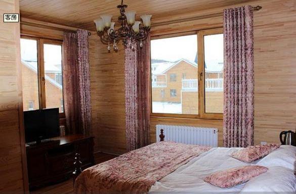 亚布力滑雪旅游度假区木屋别墅特价房