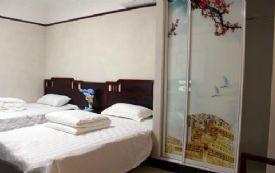 京广路燕福公寓大床房88