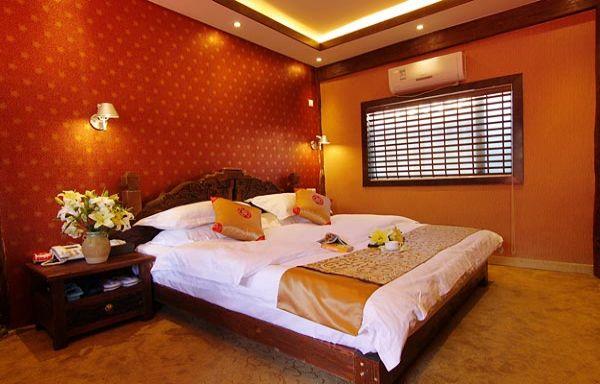 丽江 七一街附近 温馨客栈 普通大床房