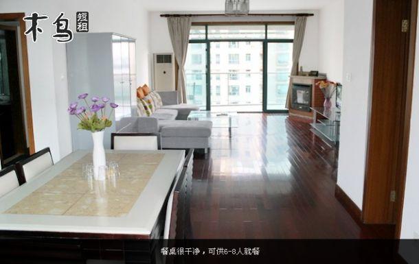 房源类型: 公寓 户型: 三室2厅 出租类型: 整租 床型: 双人床1
